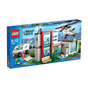 BNIB LEGO CITY SET 4429