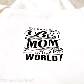 Personalised Baby Vest - Personalise A Baby Grow With Your Text