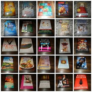 Books $1 each or take all for $15 :)