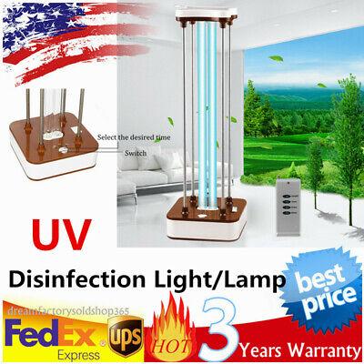 Uv Lamp Air - 36W UV Ozone Ultraviolet germicidal Sterilization Light Lamp for Air Improve USA