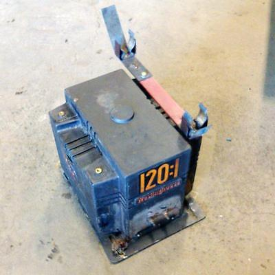 Westinghouse Type Ptm 1201 Ratio Potential Transformer 249a990g08
