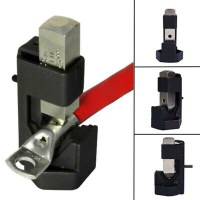 Battery Cable Hammer Crimper Wire Terminal Welding Lug Crimping Tool Metal