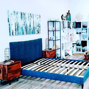 Lavish - Rimo Queen Bed Frame