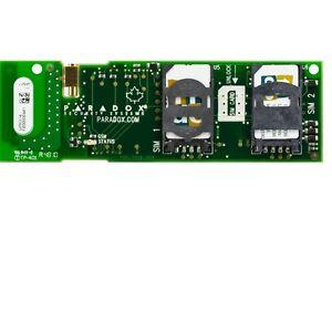 PARADOX GPRS14 ALLARME ANTIFURTO Modulo comunicatore GSM/GPRS per centrali