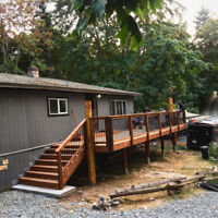 Carpentry: Renovations, additions, new construction
