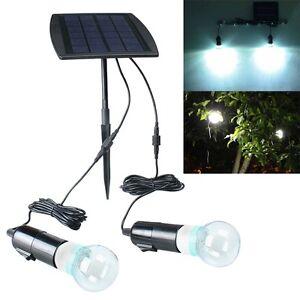 Indoor Solar Lights Ebay