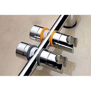 20-25mm-Replacement-ABS-Chrome-Shower-Rail-Head-Slider-Holder-Bracket-Bathroom