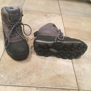 Columbia Falmouth ll Woman's Waterproof, Insulated ,Boots size 9 West Island Greater Montréal image 4