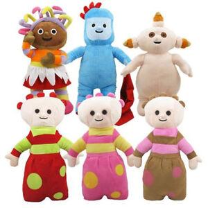 6pcs In The Night Garden Figures Soft Plush Doll Set Kids Baby Boy Girl Toy Gift