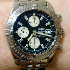 Breitling Chronomat A13356 44mm Full Box/Papers Auto Chrono