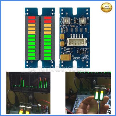 Led Music Audio Spectrum Indicator Dual Ch Stereo Vu Meter Volume Level Display