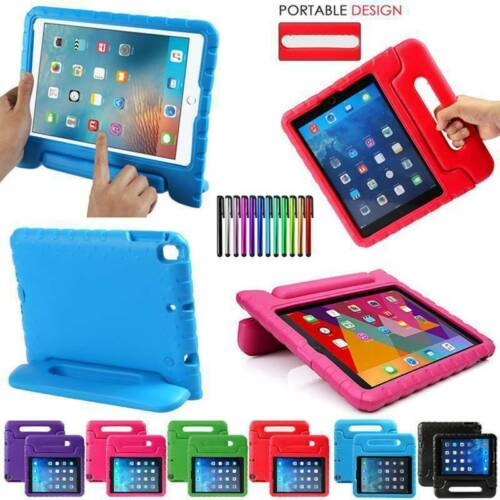 """Kids Safe EVA Foam Stand Case Cover For iPad Air 1 2 9.7"""" 5t"""