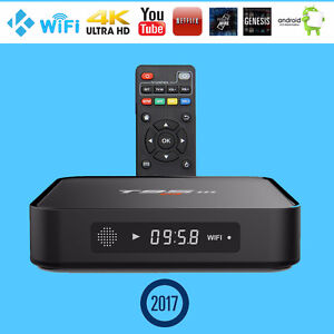 2017 Android TV Box for sale with newest Kodi, movies, tv shows
