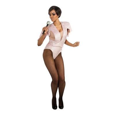 Rihanna Concert Outfit Sexy Hip Hop Halloween Costume Adult 2-6 XS X-Small #5257 - Rihanna Halloween Costumes