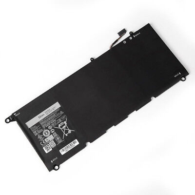 7.6V 56Wh battery Replace for Dell XPS 13 9350 9343 13D-9343 JD25G JHXPY 90V7W