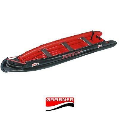Grabner Speed Luftboot Schlauchboot Schlauchkajak Kanu Kajak