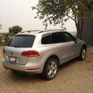 LOW K 2014 VW Touraeg EXECLINE 3.6L AWD
