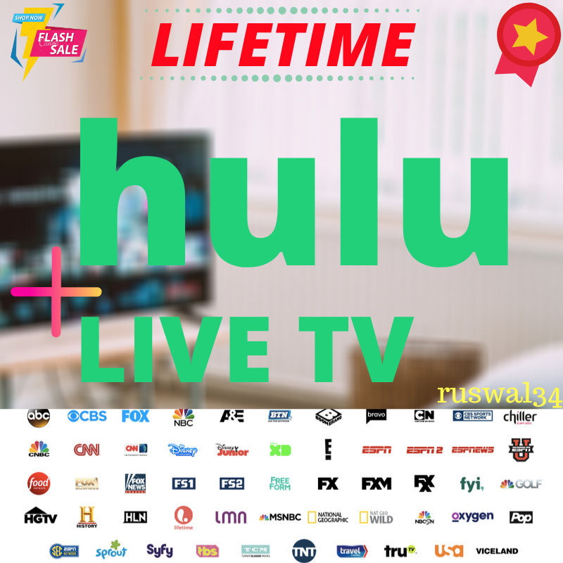 ? HULLU Live TV ✅ PREMIUM ➕ LIFETIME Warranty ✅