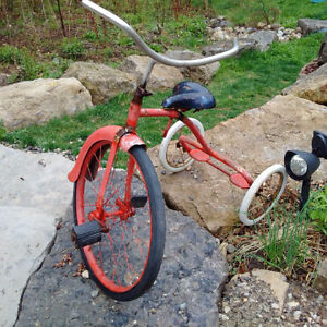 old fashion tricycle Cambridge Kitchener Area image 3
