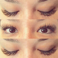 ♥♥♥ LASH EXTENSIONS♥♥♥$75.00♥♥♥ UNLIMITED LASH ♥♥♥