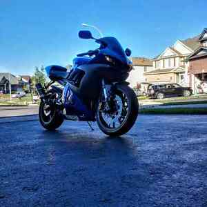 Quick Sale Yamaha R6 Low km 15712km