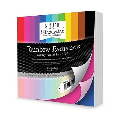 Hunkydory ~ Rainbow Radiance Colour-Block ~ PPP101