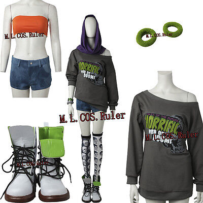 Hot Watch Dogs 2 DedSec Cosplay DedSec Sitara Costume Full Suit Hallowmas  - Watch Dogs Costume