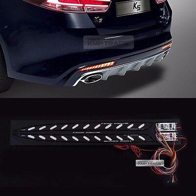 Rear Bumper Reflector 2Way Brake LED Module for KIA 2016-2017 Optima K5 SX Turbo