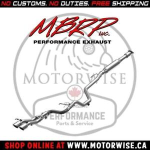 MBRP Catback Exhaust | 2013 to 2017 Hyundai Veloster Turbo | Shop & Order Online at www.motorwise.ca