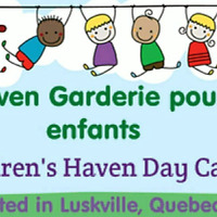 Luskville, Qc Day Care