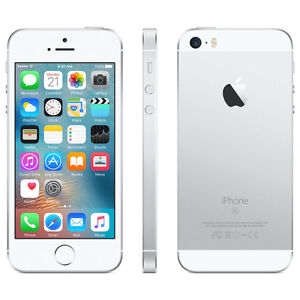 IPhone 5 SE 16gb Silver
