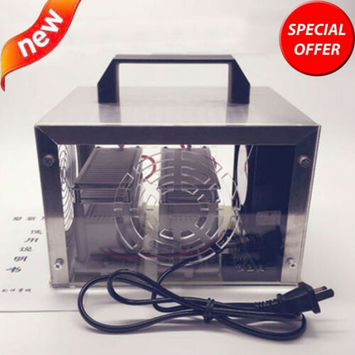 220V 20g Ozone Generator 20000mg/h Ozone Disinfection Machine Home Air Purifier