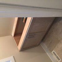 Affordable renovation kitchen refinishing