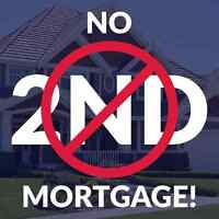 2ND & 3RD Mortgage REMOVAL!!!!  Get Rid of 2nd Mortgage Payments