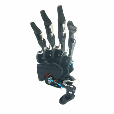 Mechanical Claw Clamper Gripper Arm Robot Right Hand Fingersservo Diy Assembled