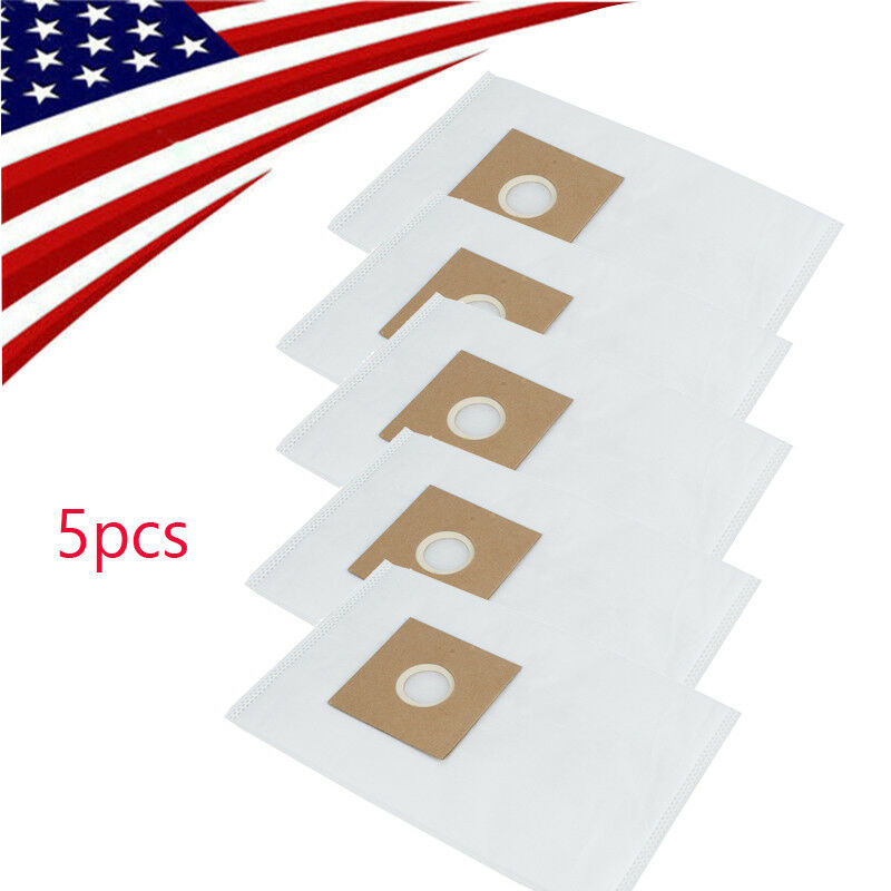 5pcs Filter Dust Bag Replacement for Dental Digtal Dust Collector Vacuum Cleaner