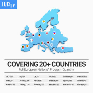 IPTV: Live channels world wide! Europe! Arabic! India! and more!
