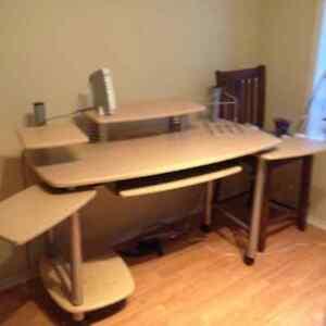 meuble d'ordinateur Gusdorf d'importation