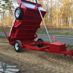 SINGLE AXLE DUMPS BY CRAMERO TRAILERS