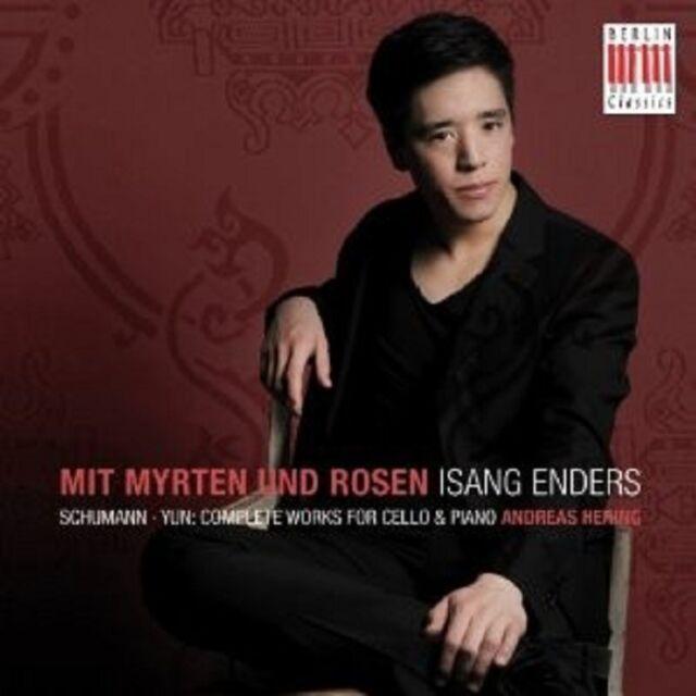 "ISANG/HERING,ANDREAS ENDERS ""MIT MYRTEN UND ROSEN""  CD NEU"