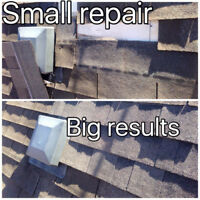 Roof repairs,quick,cost effective,qualified,call now
