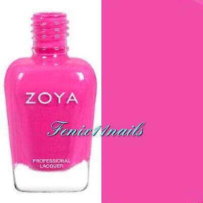 Zoya Zp894 Esty Bubble Gum Pink Cream Nail Polish   Wanderlust Collection New