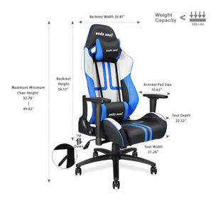 Anda Seat Premium Made Gaming Chair All series available