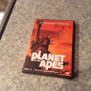 Planet of the Apes the complete tv series Disc 3