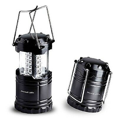 LANTERN FLASHLIGHT LED Battery Operated Hiking Camping Home Car Emergency NEW - Battery Operated Lantern