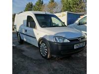 Vauxhall Combo CHEAP SMALL VAN 1.3CDTi 16v 2000