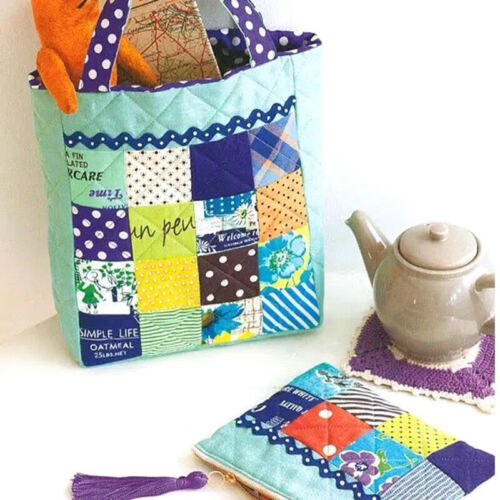 Cotton Cloth Group Small Weave Kits