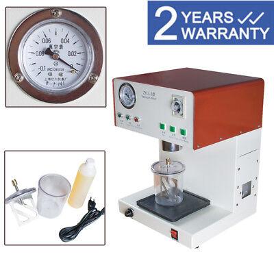 Ce Fda Dental Vacuum Mixer Machine Dental Lab Equipment F Mixing Vibrating 200w