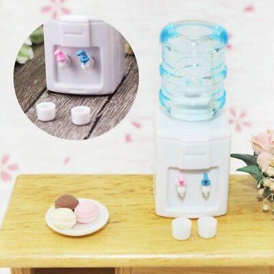 1:6 Dollhouse Mini Kitchen Furniture Drinking Fountains Toys For Kids Gift