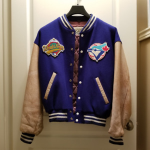 Toronto Blue Jays 1992 Limited Edition Roots Jacket